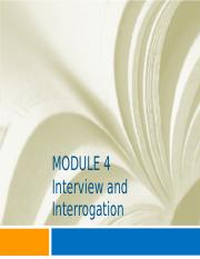CJ_Communications_Module_4_Interview_and_Interrogation