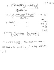 Thermal Physics Solutions CH 4-5 pg 41