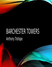 Barchester towers.pptx