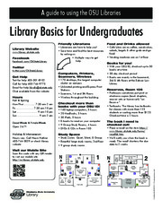 Library Handout