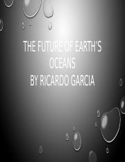 The future of earth's oceans.pptx