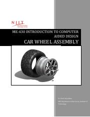Car Wheel Assembly - SolidWorks.pdf