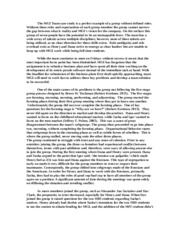 henry tam the mgi team essay