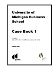Michigan Case Book_new