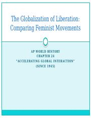 liberation and feminism #2