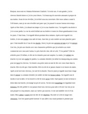 French 2 Essay