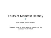 Fruits+of+Manifest+Destiny