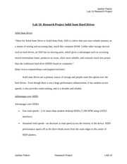 Lab 10 Research Project