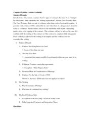 LSB Lecture Outline 15-18 2013