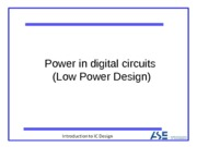 lectURE 7- Power