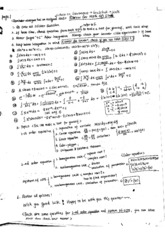 Math 4B Differential Equations_Study Guide For Finals