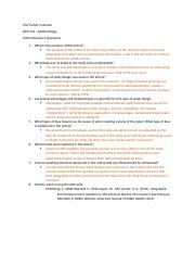 Article Review 2 Questions .docx