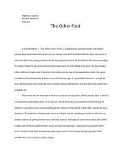 The Other Foot.docx