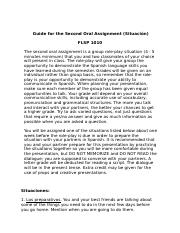 1010 Oral Assignment 2 - Student Guide-1.doc