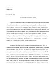 economic policies essay