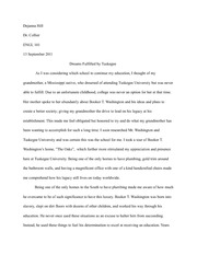Process essay on how to bake a cake