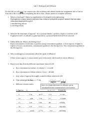 BIOEN 1020 Lab 3 Worksheet