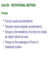 Notes09_Rotational Motion(1)
