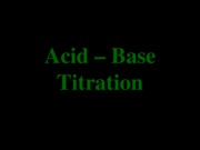 titration-answers
