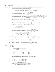 892_Physics ProblemsTechnical Physics