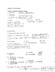 Review (1) Solution