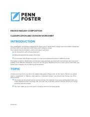 penn foster college essay Penn foster studies with work and family demands the biggest challenge for many of us is how to balance our studies, work and family demands while we want happy fulfilling lives outside of family, work and school, we have to make personal sacrifices in order to be successful in life.