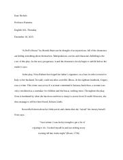 Essay #2- A Doll's House.docx