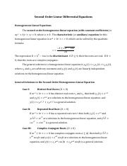 Second-Order Linear Equations.pdf