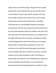 Essay about 9/11