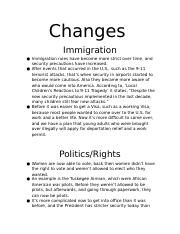 America PBL changes and uniqueness bullet points.docx