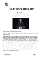 Barack Obama - Prayer Breakfast 2014.pdf