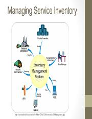 MGT3121 - Lecture 16 and 17 - Inventory Management.pdf