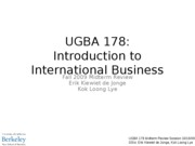 UGBA178+Midterm+Review_101609_Final