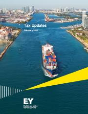 EY Vietnam_ Tax Updates_February 2015 - English