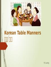 Korean-Table-Manners.pptx