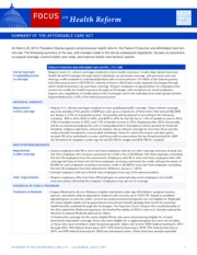 Chap3 fact-sheet-summary-of-the-affordable-care-act