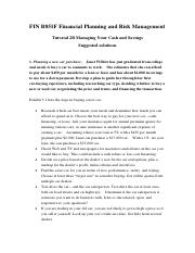 Tutorial 2B Q&A-Managing Your Cash and Savings.pdf