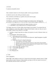 Exam 4 class notes Political S.docx