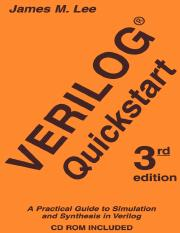 Verilog Quickstart - Practical Guide to Simulation & Synthesis in Verilog (3rd Ed.).pdf