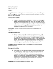 Marketing Study Guide Ch. 12