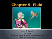 Chapter5_Fluid Mechanics