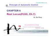 09-10Chapter 6_4 Generalized Root Locus