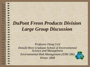DuPont Large Group