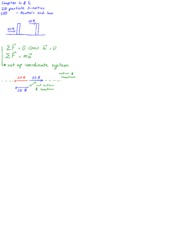 07 - 2D particle kinetics - Notes on Newton's 2nd law