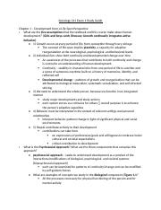 another study guide- Sociology 211 Exam 1 Study Guide