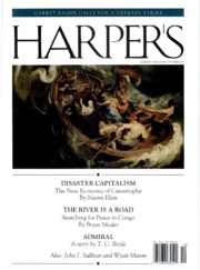 Klein-Disaster Capitalism-Harpers 2007