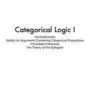 categorical logic 2
