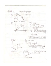 Lecture notes 3