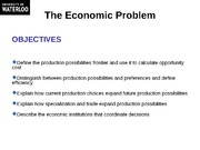 Econ 101-002 Chapter 2