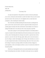 Case Study 2 Grieving Family.docx